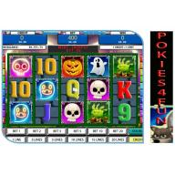 Win Xp,Vista,7,- Slot Factory - Creepy Cash - Slot Games - Full Version D/load (Pc)