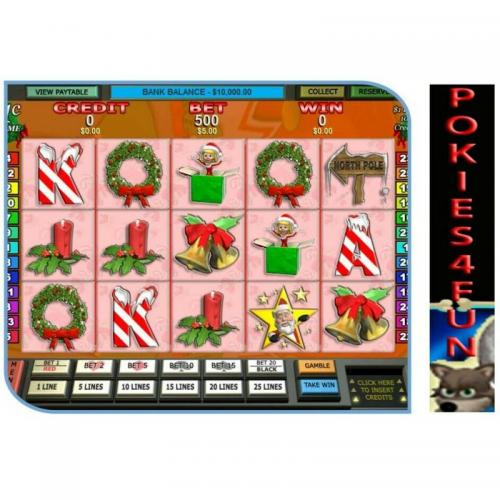 Win Xp,Vista,7,Classic Edition: Slots - Reindeer Racing - Download Code (Pc)
