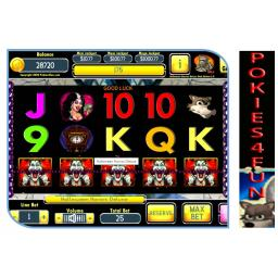 Play Halloween Horros Deluxe @ Club Pokies4fun