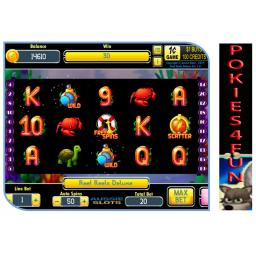 Play Reef Reels Deluxe @ Club Pokies4fun
