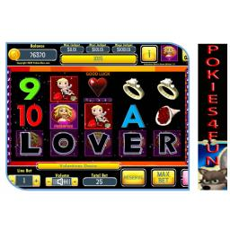 Play Valentine Desire @ Club Pokies4fun